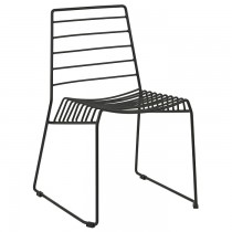 EBB SIDE CHAIR STEEL