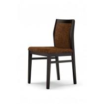 Fully side chair RFU seat & back raw