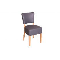 OHIO DEEP SEAT S/C UPH STBK / MEDIUM OAK