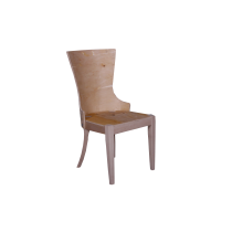 THOMAS SIDE CHAIR RFU STBK RAW