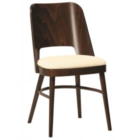 Brunswick side chair RFU seat raw