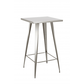 Salsa small square bar table