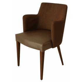 Anton armchair RFU seat & back raw