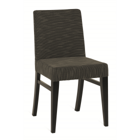 Taylor side chair RFU seat & back raw