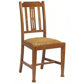Hargrave side chair RFU seat raw