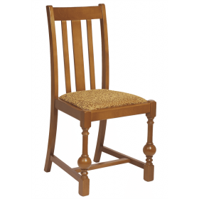 Hawstead side chair RFU seat raw
