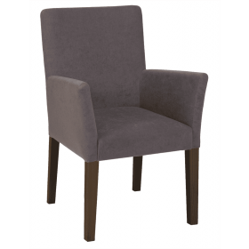 Holly armchair RFU seat & back raw