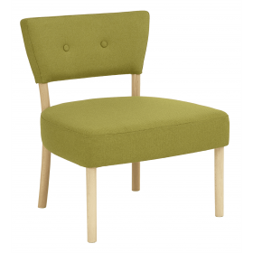 Peggy lounge chair RFU seat and back raw