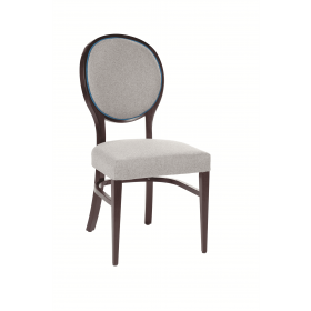 Elizabeth side chair RFU seat and back raw