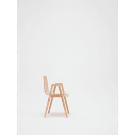Ladbroke stacking chair RFU seat board raw