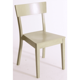 Brent side chair veneer seat & back raw