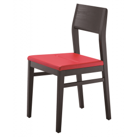 Armacord side chair RFU seat raw