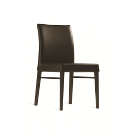 Bloom side chair RFU seat & back raw