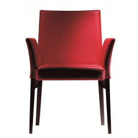 Bloom armchair RFU seat & back raw