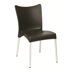 CHOPIN STK SIDE CHAIR POLYPROP