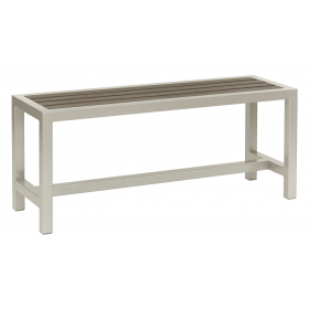 BREW EZICARE BENCH GREY SILVER