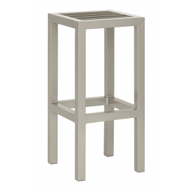 BREW EZICARE HIGH STOOL GREY SILVER