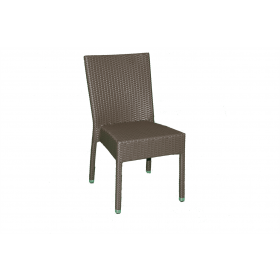 PRIMA STK SIDE CHAIR WEAVE STBK