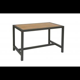 BREW BAR TABLE RECT TEAK 1200X750mm
