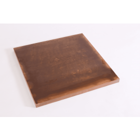 38MM COPPER TOP 700mm SQ