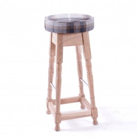 DUBLIN HIGH STOOL FRAME ONLY