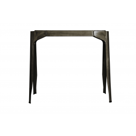 RELISH TRESTLE DBLE TABLE BASE STEEL