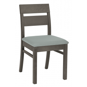 Lottie side chair RFU seat raw