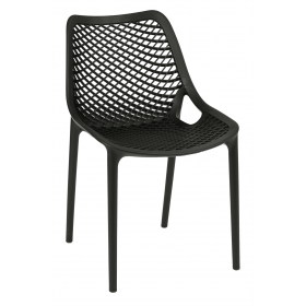 MATILDA STK SIDE CHAIR POLYPROP