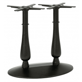 EOS TWIN OVAL BLACK DINING