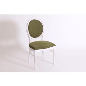 Anne side chair RFU seat and back raw