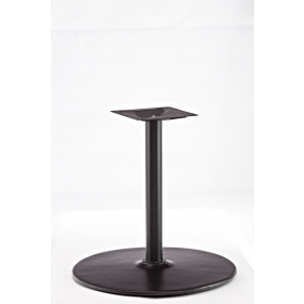 ALPHA XL ROUND BASE BLACK DINING