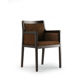 Fully armchair RFU seat & back raw