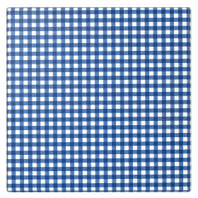 GINGHAM AW RECT 1100x700 MM TOP