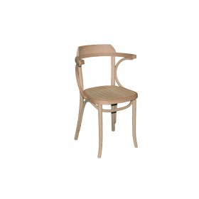 JEANE ARMCHAIR EMBOSSED SEAT RAW