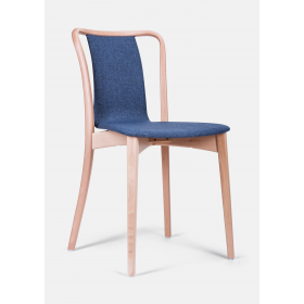 SLOANE STACKING SIDE CHAIR RFU SHELL RAW