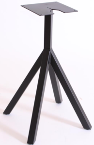 Stack 4 Leg table base dining height