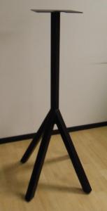 Stack 4 leg table base bar height