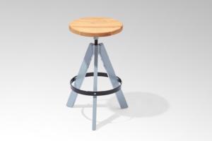 Tripod high stool