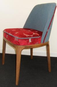 Waterloo Side Chair Left