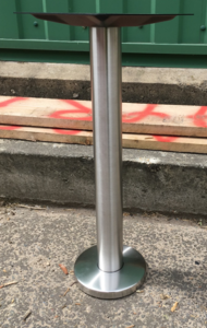 Trim round floor fix complete base