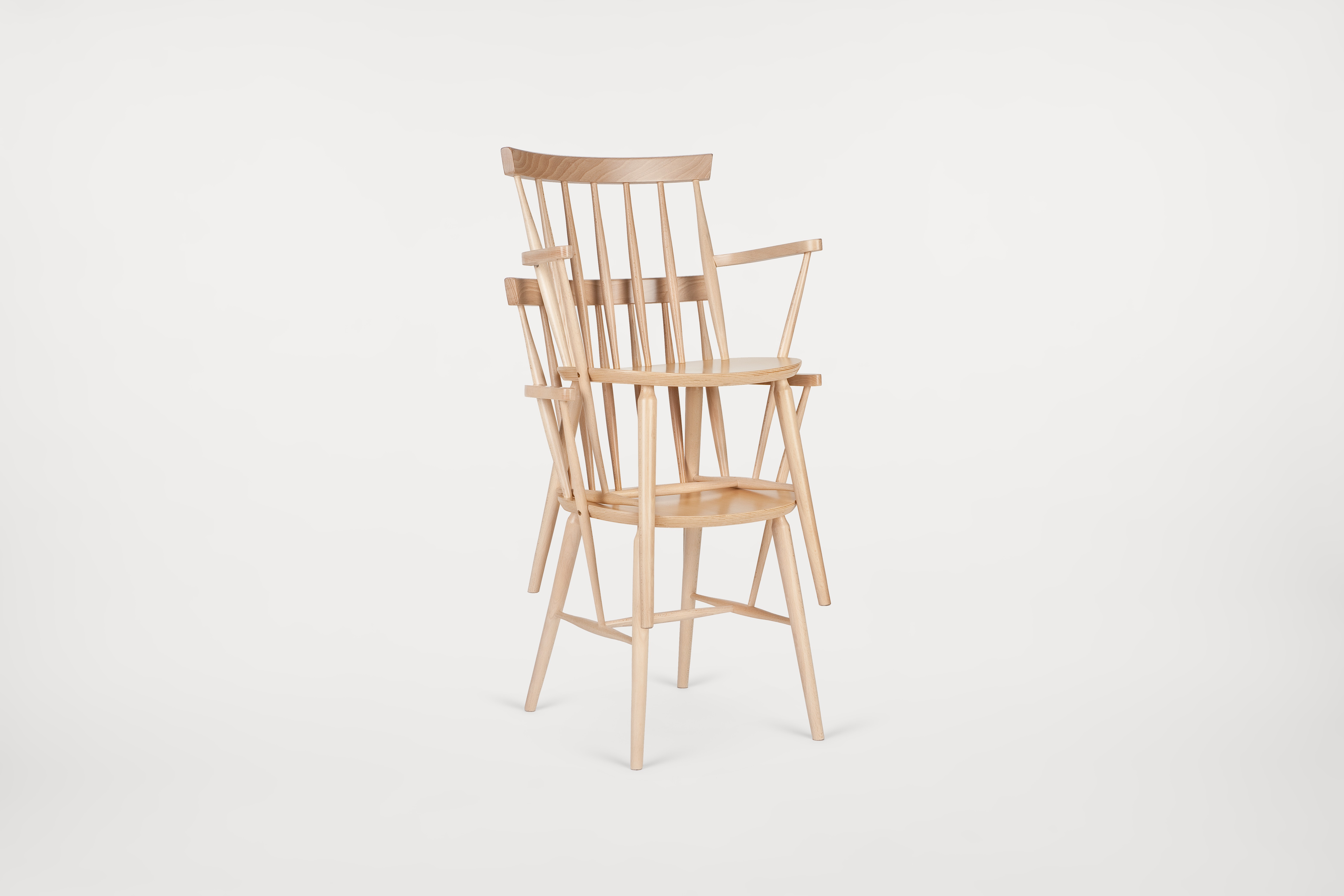 Helena Stacking Armchair