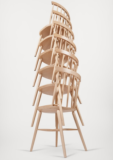 Helena Stacking Side Chair